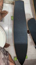 Skate longboard novos