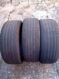 3 pneus continental 17