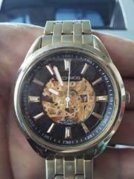 Relógio technos automatico semi novo