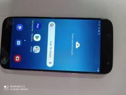 Vendo celular  J5 pró gb 32 cor preto