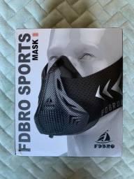Máscara De Treino Training Mask Altitude Crossfit / Musculação 3.0