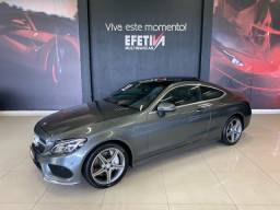 MERCEDES BENZ C-250 SPORT COUPE 2017 IMPECÁVEL