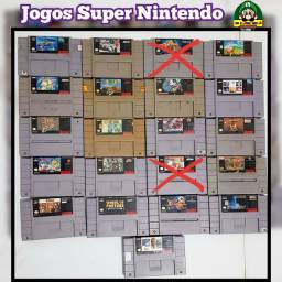 Jogos Super Nintendo