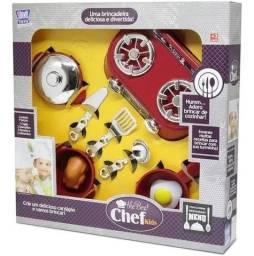 Queima de Estoque kit Best Chef