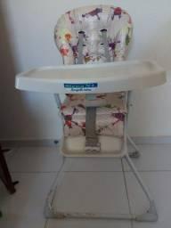 Título do anúncio: Cadeira de alimentação para bebê