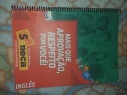 Livro de inglês usado