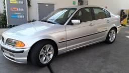 Título do anúncio: BMW 323I Ano 2000 Segundo Dono Raridade Absoluta