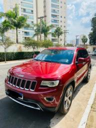 Jeep Gran Cherokee Limited 3.2 4x4 Aut 2014 Gasolina Impecável