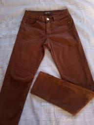 Lote calças 36/38