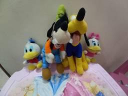 Pateta, Pluto, Donald e Margarida
