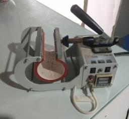 Prensa térmica para caneca sublimação
