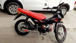 Vendo ou troco uma Honda Pop 100 ano 2011