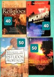 Revistas e livros evangelicos