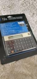 Calculadora 12c HP financeira nova