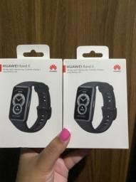Huawei Band 6 originais lacrados entrega grátis