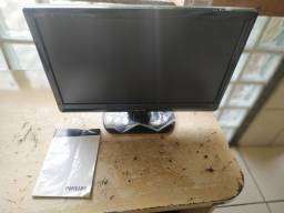"""Monitor LCD Philips 20"""" 200VW9 Widescreen Multimídia"""