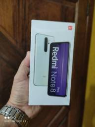Xiaomi Redmi Note 8 Pro, 128 gigas, 6 GB de ram, Whatts *