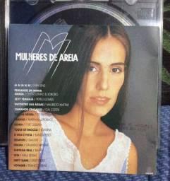 CD Mulheres de areia - Nacional