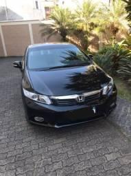 Honda Civic Lxr automático 2.0 flexone 2014  impecável, 62.000 km.
