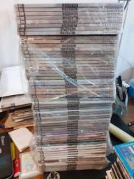 Manga Berserk edições 1 a 61 exceto 4 e 8
