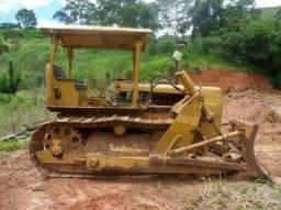 Trator de Esteiras FIAT usado / Conservado