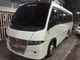 Vendo ou Troc Micro-Ônibus W8 08/08 32 Lugares com Ar-Condicionado - 2008