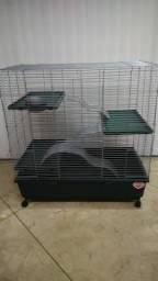 Gaiola para roedores e ferret