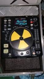 Cdj Dns1200+mixer Behringer+case