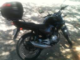 Yamaha Ybr factor preta tel 98873-2361 - 2009