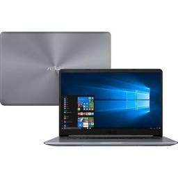 Notebook Asus Vivobook X510UR-BQ209T Intel Core i5 8GB (GeForce 930MX de 2GB ) 1TB Tela Na