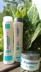 Kit de cabelo D`pantenol