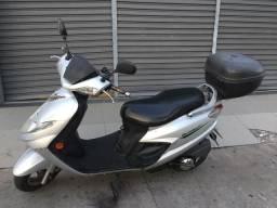 Moto Suzuki Burgman AN125 ano 2008 - 2008