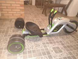 Green Machine elétrico