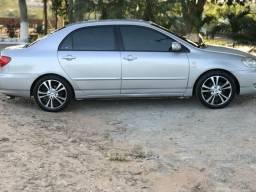 Corolla xli 1.8 carro de garagem - 2008