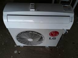 Ar condicionado 8 mes de uso apenas 850