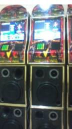 Máquinas jukebox novas