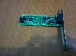 Fax modem Intel 56k PCI - Bauru/SP