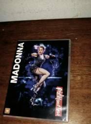 DVD Rebel Heart Madonna
