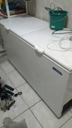 Freezer metalfrio 220 vts 1.70 c 0.70 funcionando perfeitamente ZAP 977430223