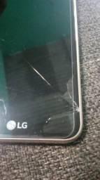 Lg k10 2017 trincado