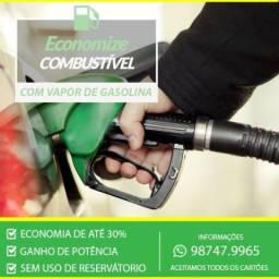 Sistema Vapor de Gasolina S/ Reservatório