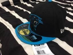 Boné New Era Carolina Panthers NFL Original Tamanho 7 987e1ebea3f