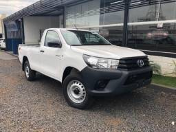 Toyota Hilux CS Diesel 2.8 4x4 Manual 19/19 0km só 122.990 - 2019