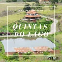 Lote no Condomínio Residencial Quintas do Lago, Areia, PB