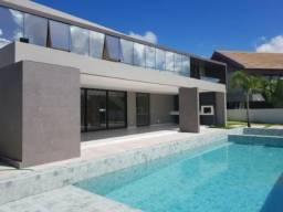Aceita imóvel de menor valor - Casa Alto Padrão 595m² condomínio de luxo Laguna - Maceio