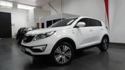 Kia Sportage LX 2.0 Flex 4WD (Aut) - 2014