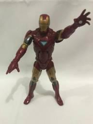 Vendo Action Figure Homen de ferro 20cm (articulado)