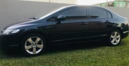 Honda Civic LXS 1.8 Aut / Ano 2008 - 2008
