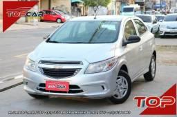 Chevrolet Onix 1.0 LT 14/15 é na Top Car! - 2015