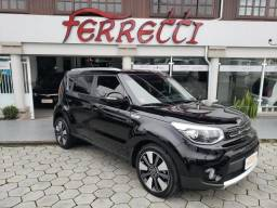 KIA SOUL 2017/2018 1.6 EX 16V FLEX 4P AUTOMÁTICO - 2018